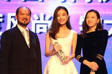 年度最具人气演员:倪妮