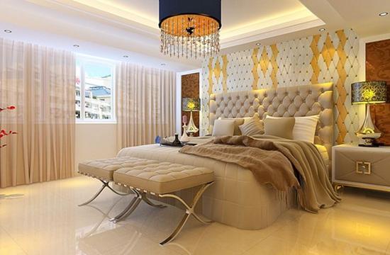 卧室面积超过20平方米