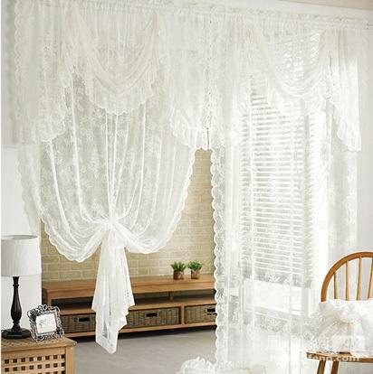 用蕾丝单品提升空间美感 展示精致与优雅生活