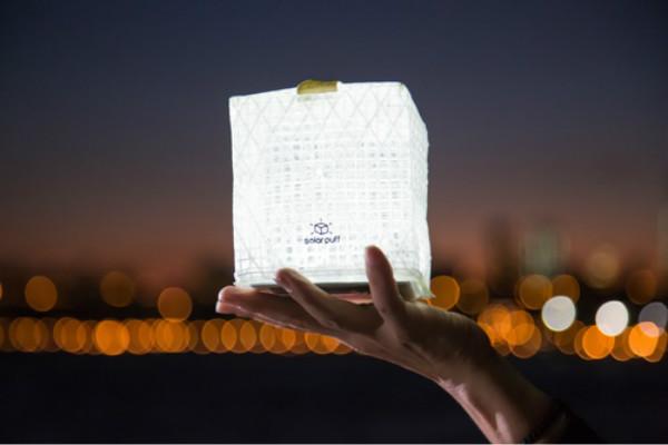夜空中最亮的星:SolarPuff