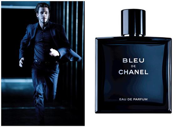 香奈儿蔚蓝男士香水全新广告 永不停止的自我追寻