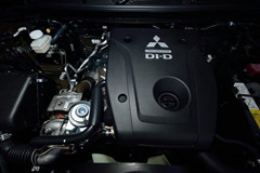 三菱帕杰罗运动版SUV发布于今秋上市