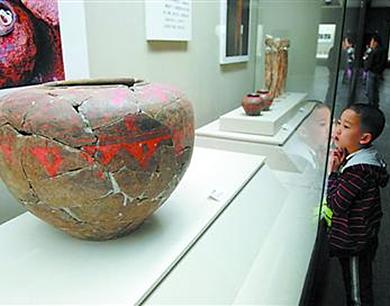 陕历史博物馆:给我一天 还你万年