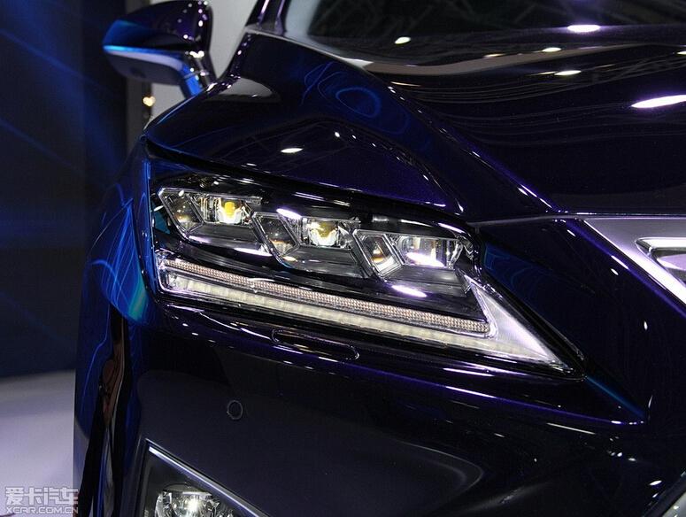 雷克萨斯2016款雷克萨斯RX-配三种动力 雷克萨斯全新RX或11月进口高清图片