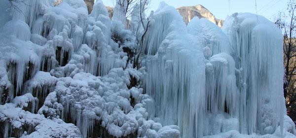 冰封雪霁化神奇