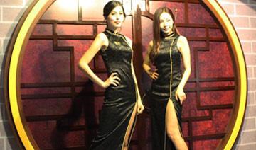 浓浓中国风!韩国最大游戏展暴雪展台一览