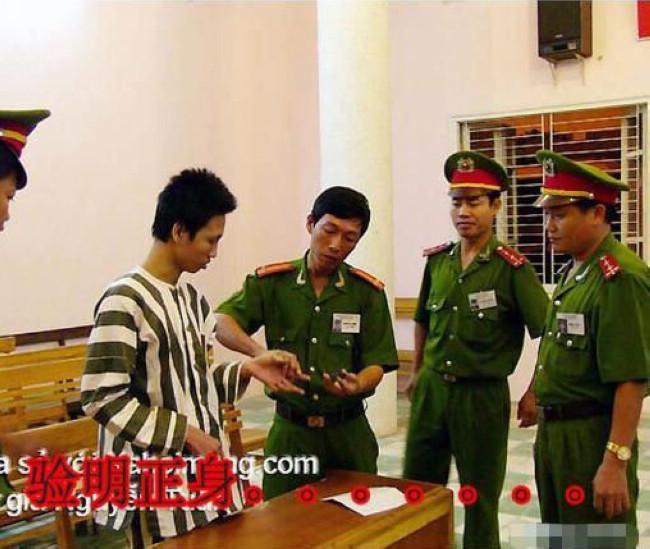 从最后一餐到收尸:实拍越南枪决犯人全过程