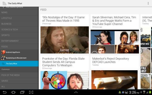 Google Reader 将关闭,五大替代产品推荐