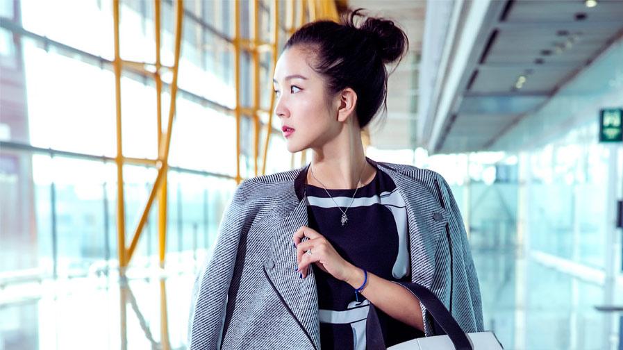 何洁Air Fashion 1