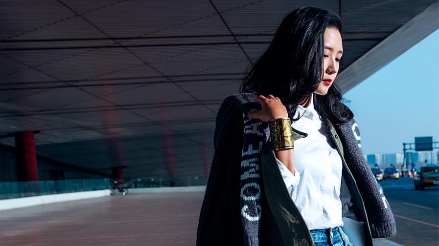 何洁Air Fashion 2