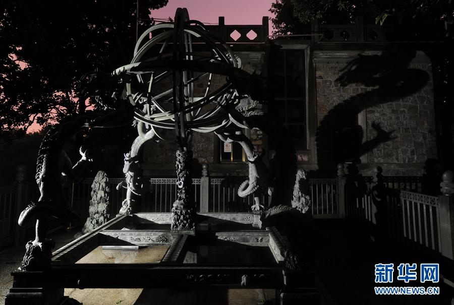 青奥会开幕在即:南京夜色美 - X.D.F的博客 - XU-DONG-FANG的博客