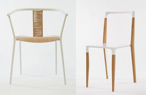 简约灵巧的椅子设计 分享纯真质朴的生活