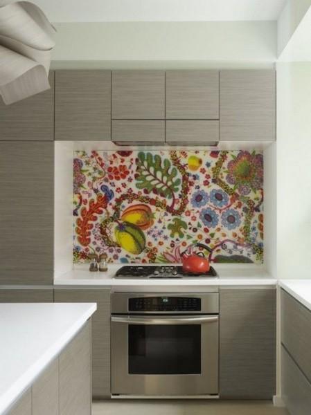 仿古砖和彩色瓷砖,则能把厨房铺出个性化的效果,是装修厨房时