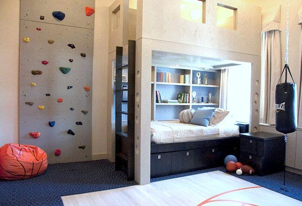 主题概念房精选  每一个细节都围绕着你所爱