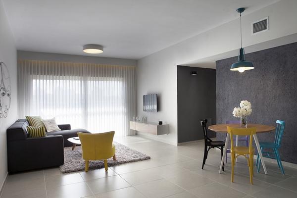 以色列极简主义室内设计  尽显小资情调