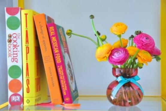 给书找个可以安放的家 五招教你更好展示图书