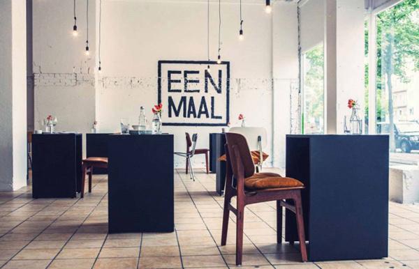 """世界上最孤独的餐厅!专为""""一个人""""设计"""