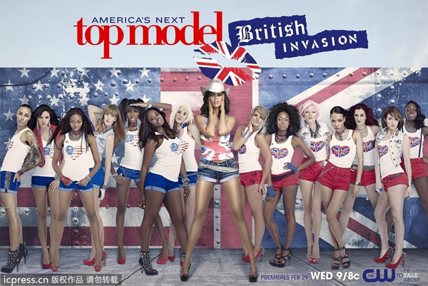 电影《Girl Model》揭露模特界T台下选秀黑幕 (组图)