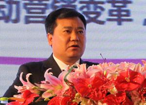 2013苏宁新模式发布会张近东现场致辞