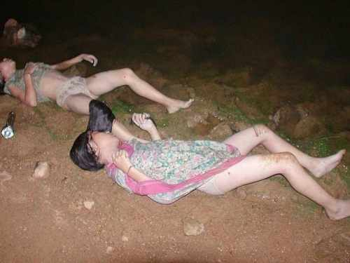 溺亡美女年轻漂亮 真是令人怜惜