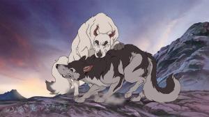 《猎犬白驹》动画片