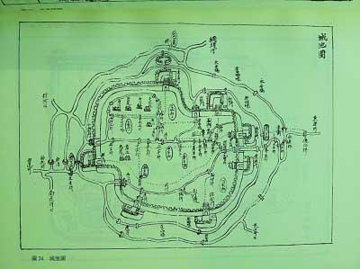 明代万历年间地图图片