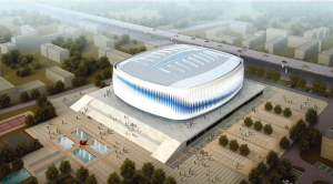 天大人设计冬奥体育场馆 绿色环保支持全民健