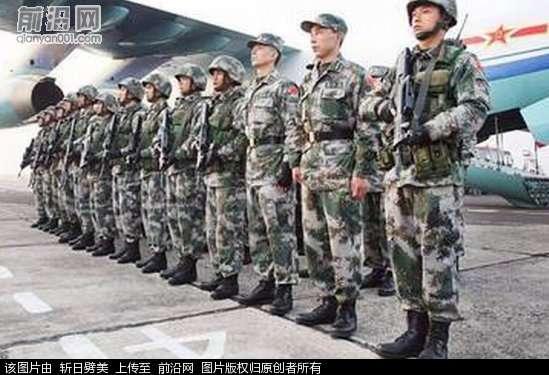 世界十大军事强国排名