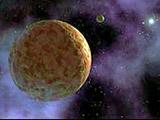 行星撞地球