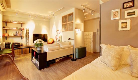 [日式小户型装修]室内设计师的住宅设计