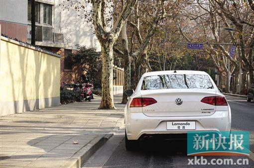 奔跑吧,凌渡 试驾上海大众凌渡高清图片