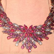 Pasquale Bruni水晶项链