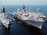 美鼓动东盟组联合舰队巡南海 放言第七舰队支援