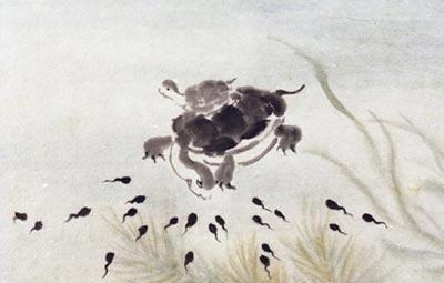 中国水墨画动画片下载-水墨动画知多少 水墨动画大师马克宣离世引发集体追忆