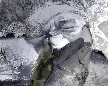 展览 窒息 不止于霾 第一站 树下画廊,12月19日开幕图片