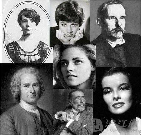 穿越时光记忆:那些年名人说过的经典语录(组图)