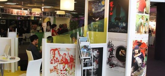 探访戛纳电影节交易市场 谋求与中国合作外国公司增多