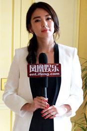 """张雨绮谈王全安:""""三好""""男人与众不同"""