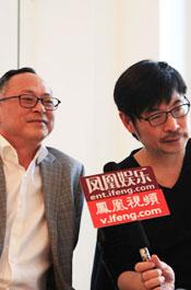 杜琪峰韦家辉:我们惯用幽默展示人性阴暗面