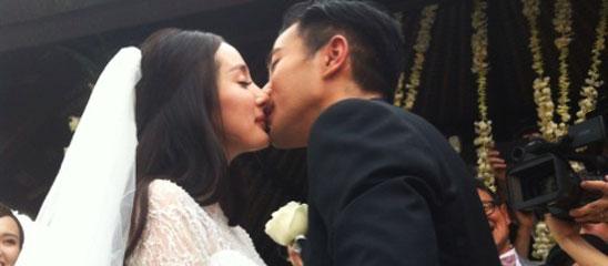 直击:杨幂刘恺威巴厘岛大婚现场