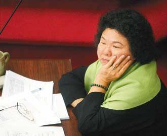 高雄市长陈菊拟参访古巴被拒绝入境