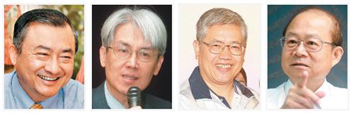 """政务委员""""尹启铭、薛承泰将分别被陈士魁、薛琦 ..."""