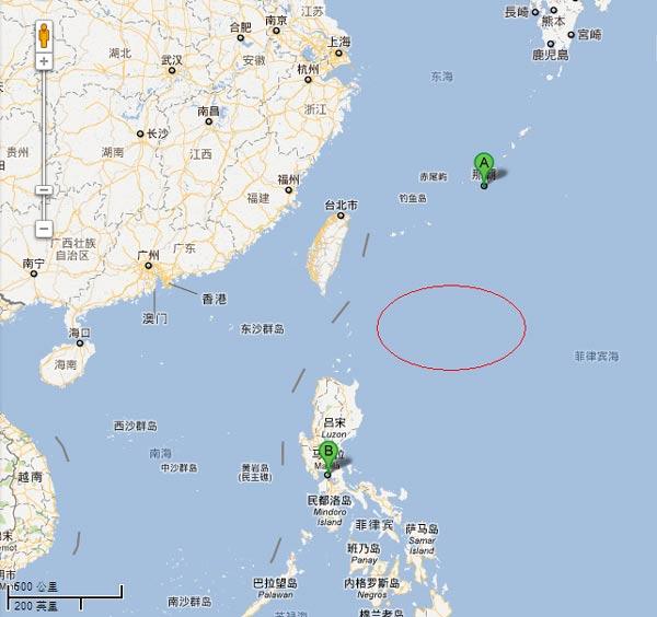中国海军在菲律宾北部海域演练 菲军方回应