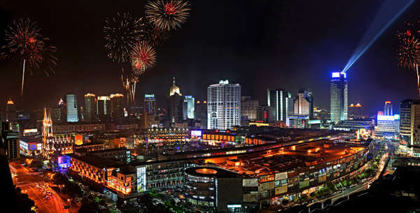 宁波中山路增加到20.2公里沿线商业广场大搜罗图片