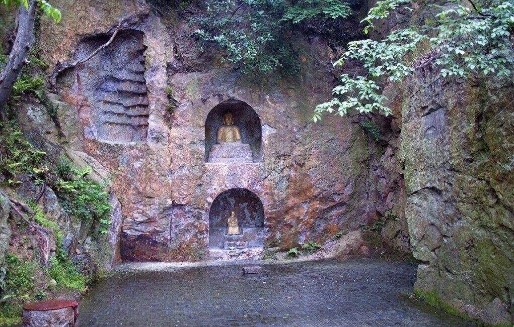 牛首山北部风景区今起免费开放 12幅浮雕讲述南京佛教