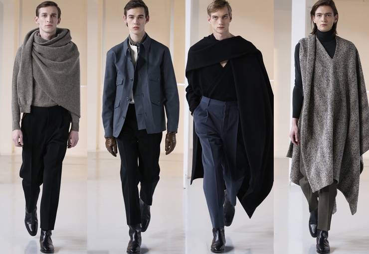 Lemaire 2015秋冬男装周
