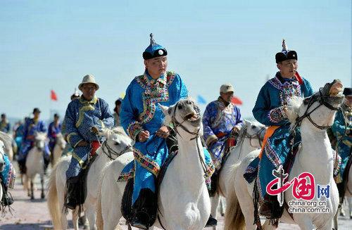 黑龙江少数民族特色民俗 蒙古族的民间故事