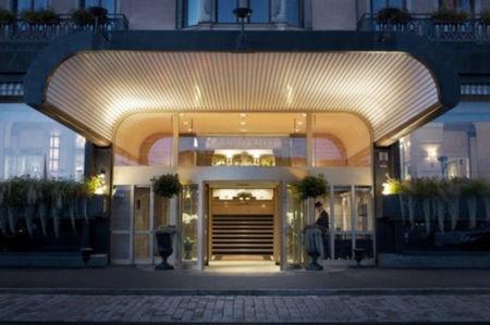 探访莫言下榻的豪华酒店 曾接待过泰戈尔!