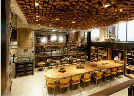 全球新奇特咖啡店大盘点