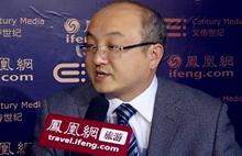 河南省焦作市旅游局副局长李建阳
